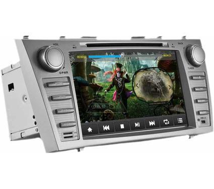Штатное головное устройство TRINITY Toyota Camry ms-tc1000