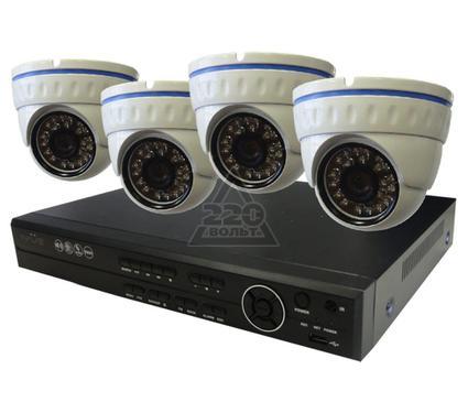 Комплект видеонаблюдения IVUE 5004K-DN70A-F1