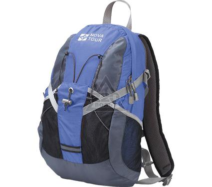 Рюкзак NOVA TOUR Вижн 20 серый/синий
