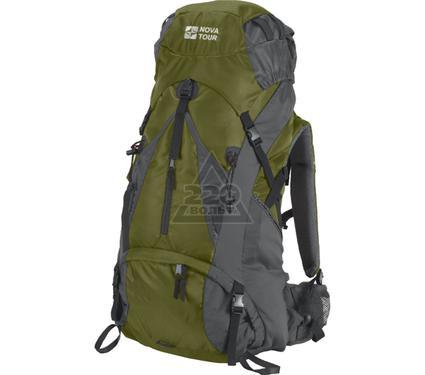 Рюкзак NOVA TOUR Вектор 50 серый/олива