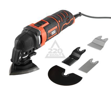 Инструмент многофункциональный BLACK & DECKER MT300KA