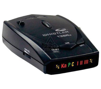 Антирадар WHISTLER WH-138Ru