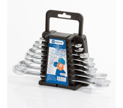 Набор комбинированных гаечных ключей в держателе, 8 шт. КОБАЛЬТ 020102-08