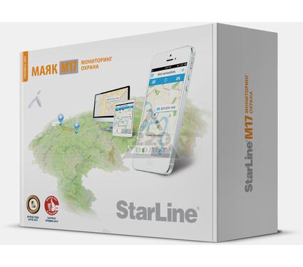 Поисковое устройство STARLINE M17 GPS/Глонасс