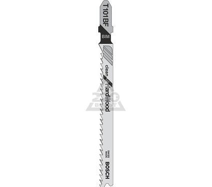 Пилки для лобзика BOSCH T101BF