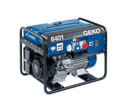 Бензиновый генератор  GEKO 6401 ED-AA/НЕВА