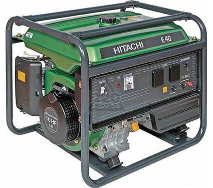 Бензиновый генератор HITACHI E40