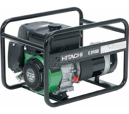 Бензиновый генератор HITACHI E 24 SB