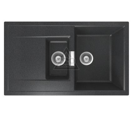 Мойка кухонная врезная SCHOCK Eton 60D Cristadur 700693