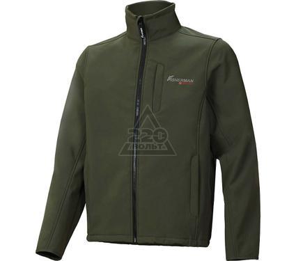 Куртка рабочая мужская FISHERMAN NOVA TOUR Грейлинг Softshel