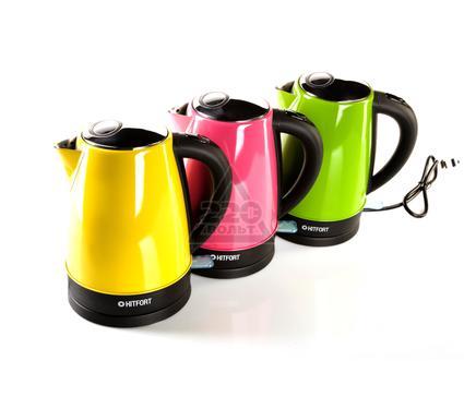 Чайник KITFORT КТ-602 желтый