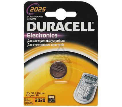 ��������� DURACELL CR2025 (10/100/12800)