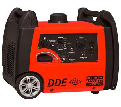 Бензиновый генератор DDE DPG3251Si