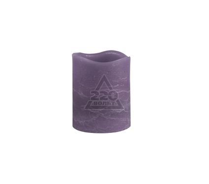 Светильник декоративный RANEX Свеча 100 мм фиолетовый