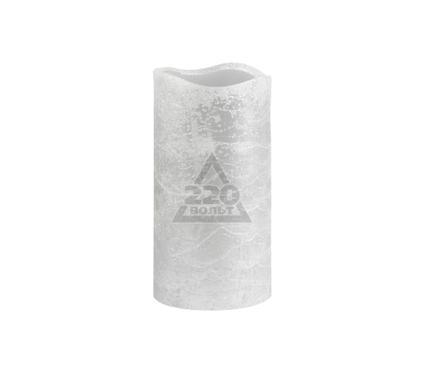 Светильник декоративный RANEX Свеча 150 мм янтарь с серебром