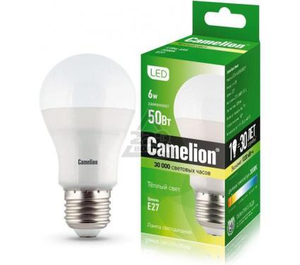 Лампа светодиодная CAMELION LED4-A55/830/Е27