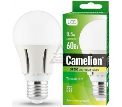 Лампа светодиодная CAMELION LED 8.5-A60/845/Е27
