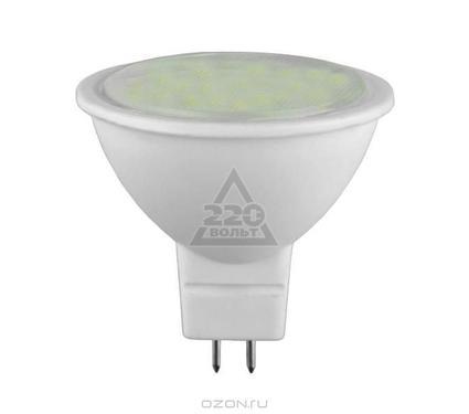 Лампа светодиодная CAMELION LED3-JCDR/830/GU5.3