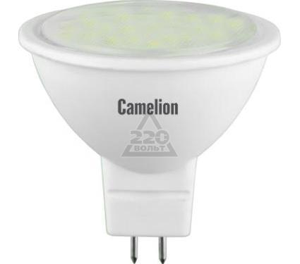 Лампа светодиодная CAMELION LED3-JCDR/845/GU5.3