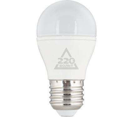 Лампа светодиодная CAMELION LED6.5-G45/845/Е27