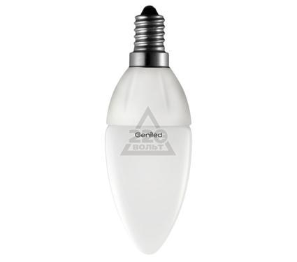 Лампа светодиодная GENILED Е14 С37 5W 4200K