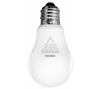 Лампа светодиодная GENILED Е27 А60 7W 4200K