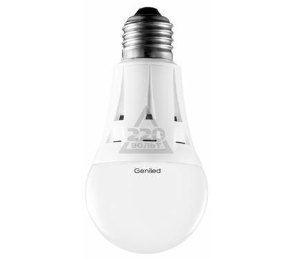 Лампа светодиодная GENILED Е27 А60 15W 2700K