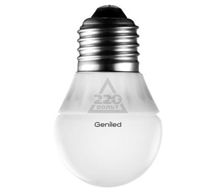 Лампа светодиодная GENILED Е27 G45 5W 4200K