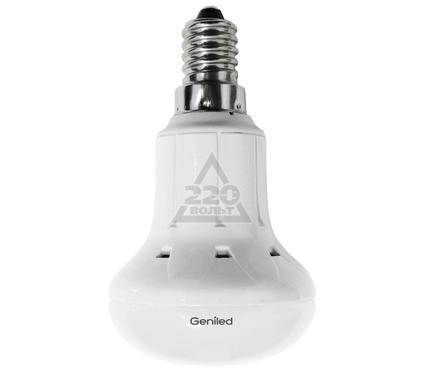 Лампа светодиодная GENILED E14 R50 7W 4200K
