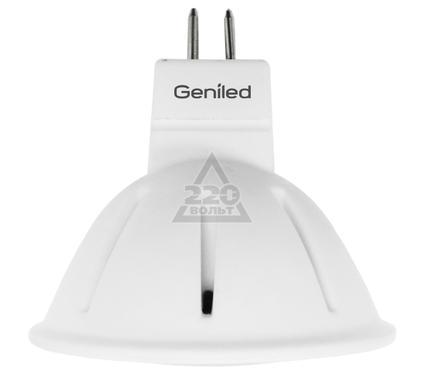 Лампа светодиодная GENILED GU5.3 MR16 7.5W 4200K