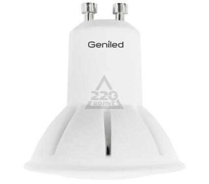 Лампа светодиодная GENILED GU10 MR16 7.5W 4200K