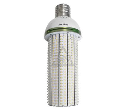 Лампа светодиодная GENILED СДЛ-КС 40W Е27 с переходником на Е40 4700K