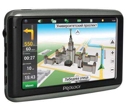 Навигатор PROLOGY iMAP-5100