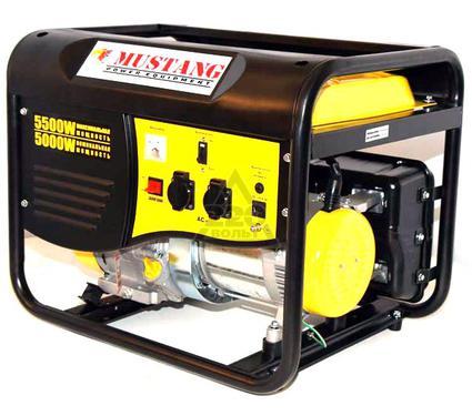 Бензиновый генератор MUSTANG CРG 6000