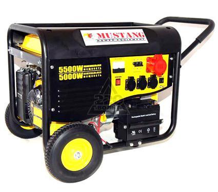 Бензиновый генератор MUSTANG CРG 6000Е2Т