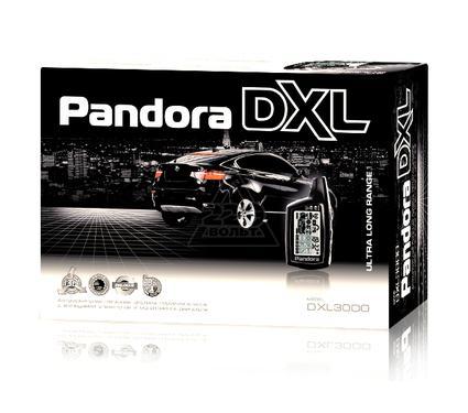 Сигнализация PANDORA DXL 3000i-mod