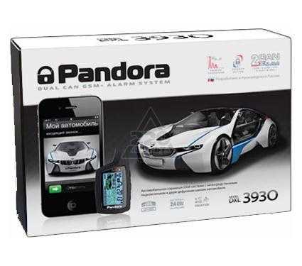Сигнализация PANDORA DXL 3930