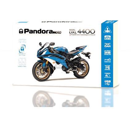 Сигнализация PANDORA DXL 4400 moto
