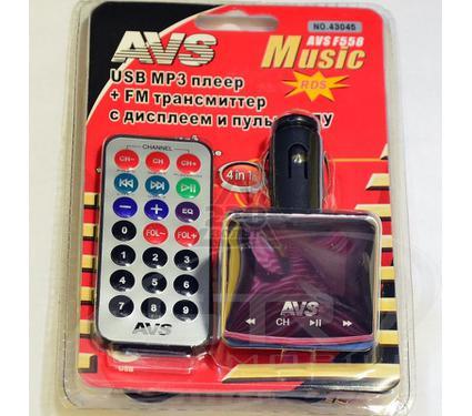FM-трансмиттер AVS F-558