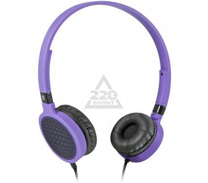 Компьютерная гарнитура DEFENDER Accord HN-048 фиолетовый