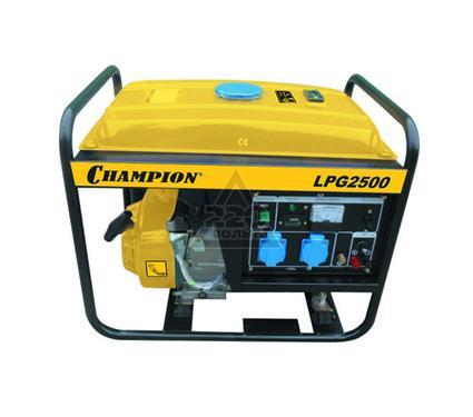 Бензиновый генератор CHAMPION LPG2500+газ