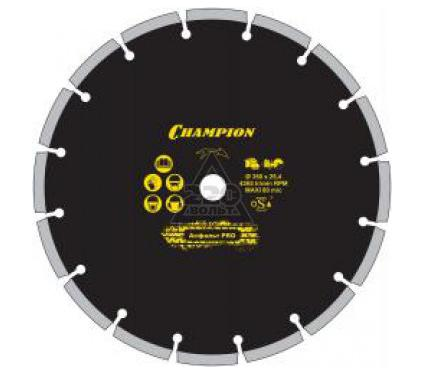 Круг алмазный CHAMPION PRO 300/25,4/10 Asphafight