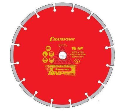 Круг алмазный CHAMPION ST 300/25,4/10 Concremax