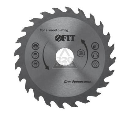 Круг пильный твердосплавный FIT 37741