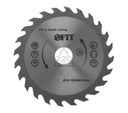 Круг пильный твердосплавный FIT 37748