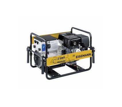 Бензиновый сварочный генератор EISEMANN S 6401