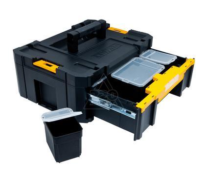 Ящик для инструментов STANLEY DEWALT TSTAK