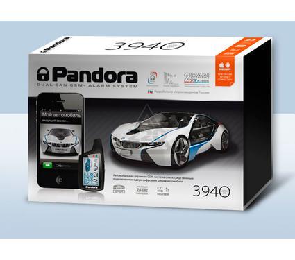 ������������ PANDORA DXL 3940
