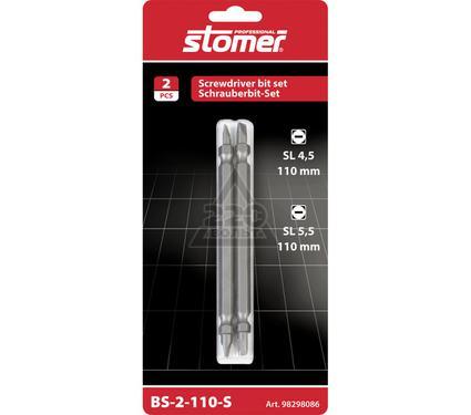 Набор бит STOMER BS-2-110-S 2пр