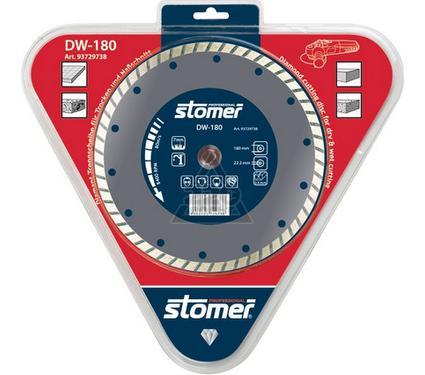 Круг алмазный STOMER DW-180